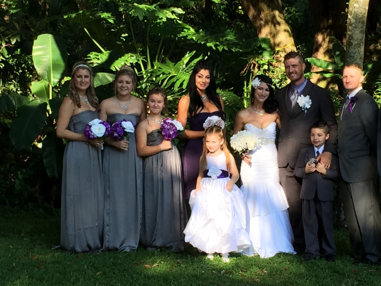 This is one of my best friends marriage in USA in the state of Florida.