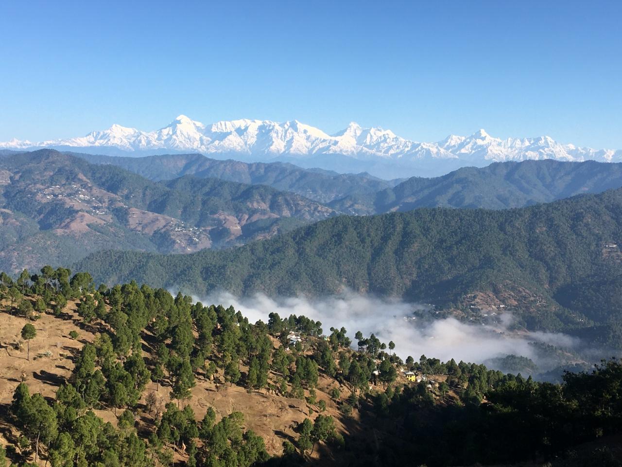 Travel Himalaya Mountains ofIndia